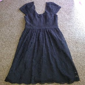 MISSY EVENING DRESS SIZE(8)